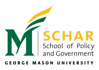 Logo: Schar School of Policy and Government, George Mason University
